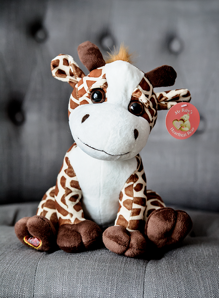 How to Make a 3D Stuffed Giraffe