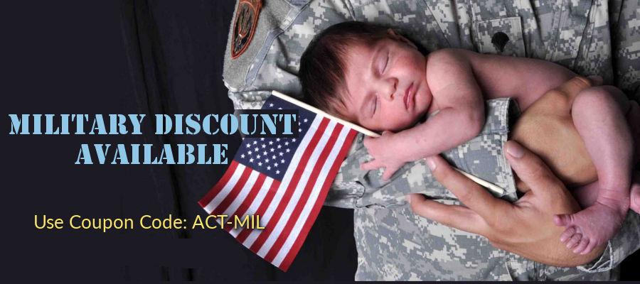 Booking Calendar - military discount