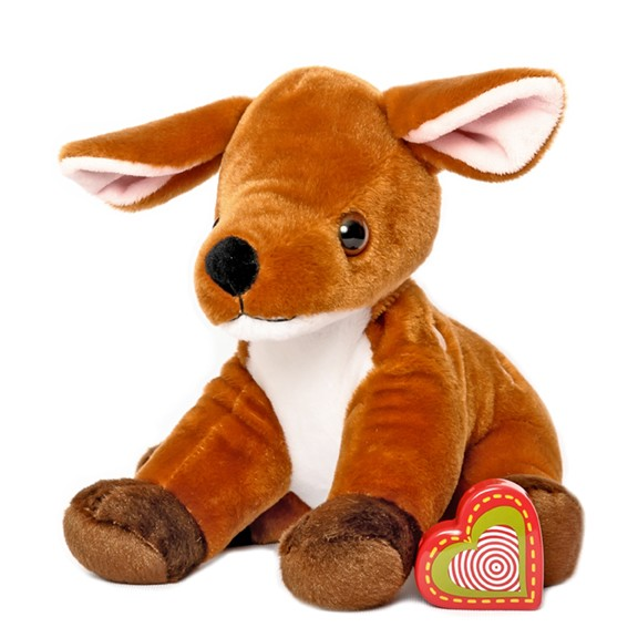 Deer heartbeat stuffed animal kit - Deer