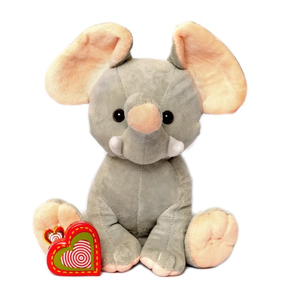 Elephant recordable stuffed animal kit - Elephant