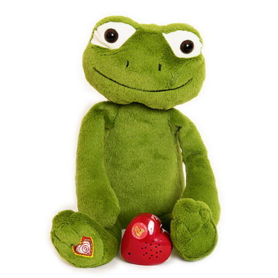 Heart Beat Animals - FROG NOBOX 400x400