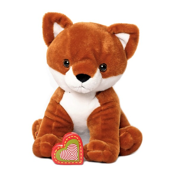 Fox recordable stuffed animal kit - Fox
