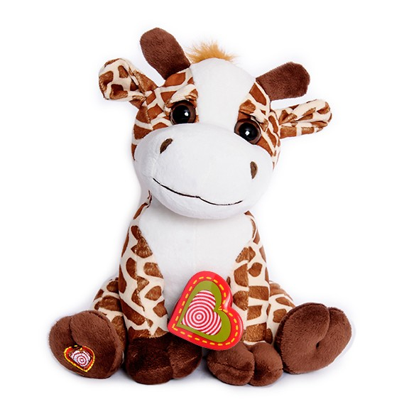 Giraffe recordable stuffed animal kit - Giraffe
