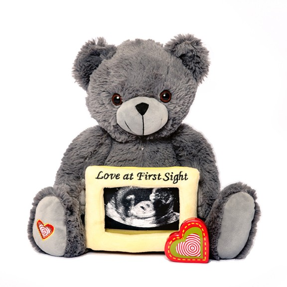 Gray Love Bear - Gray Love Bear