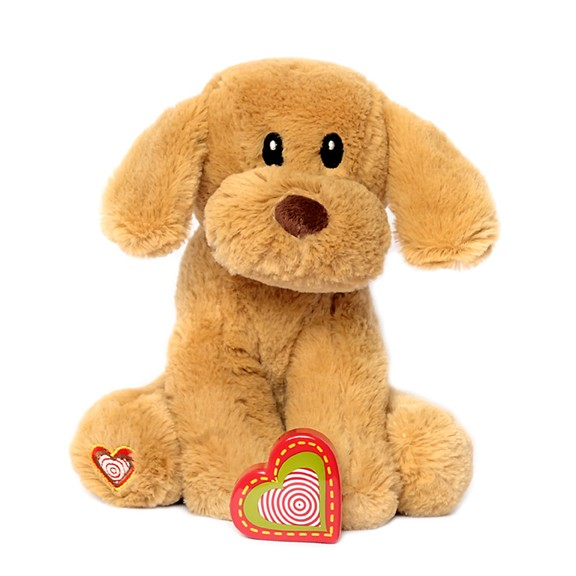 Puppy recordable stuffed animal kit - Puppy