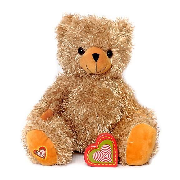 Tan Bear recordable stuffed animal kit - Tan Bear
