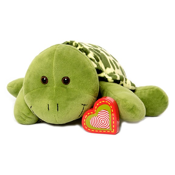Turtle recordable stuffed animal - Turtle