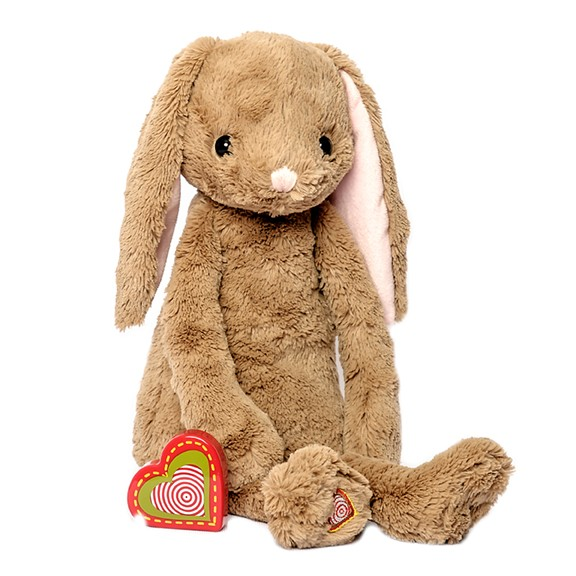 Vintage Bunny recordable stuffed animal kit - Vintage Bunny