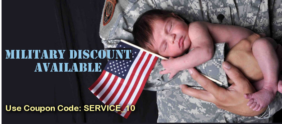 Home - military discount SERVICE 10